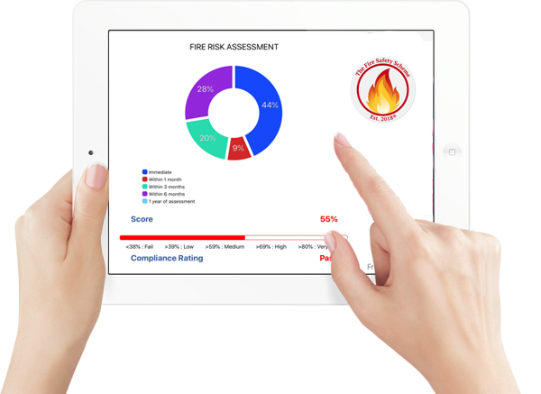iPad fire Safety App