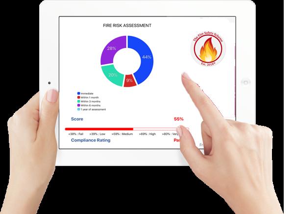 iPad fire Safety App