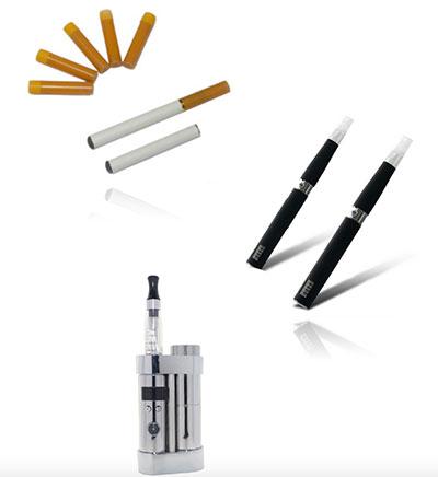 E-cigarettes fire